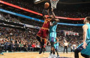 LeBron James Charlotte Hornets