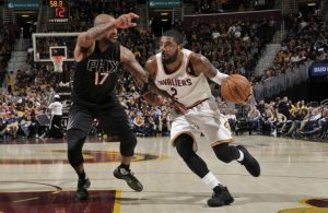 Kyrie Irving vs. Phoenix Suns