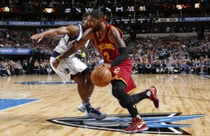 Kyrie Irving vs. Dallas Mavericks