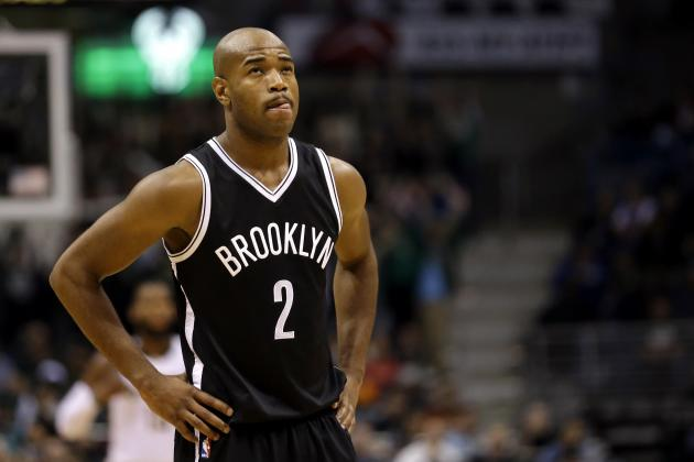 Jarrett Jack Brooklyn Nets