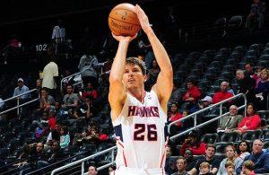 Kyle Korver Atlanta Hawks