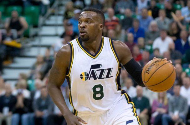 Shelvin Mack Utah Jazz