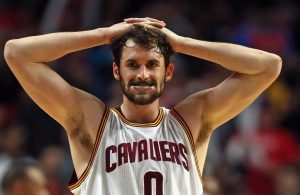 Kevin Love Injury Cavs