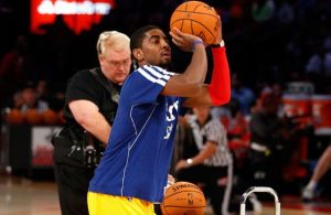 Kyrie Irving 3-Point Contest