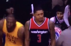 LeBron James and Bradley Beal