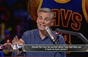 Colin Cowherd Cavs