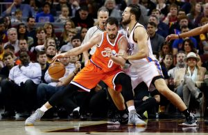 Kevin Love OKC Thunder