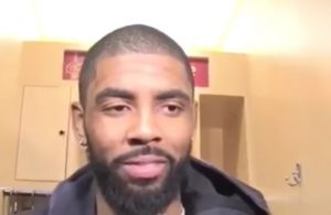 Kyrie Irving Cavs Postgame