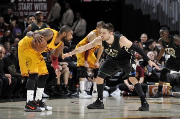 Kyrie Irving vs. Matthew Dellavedova