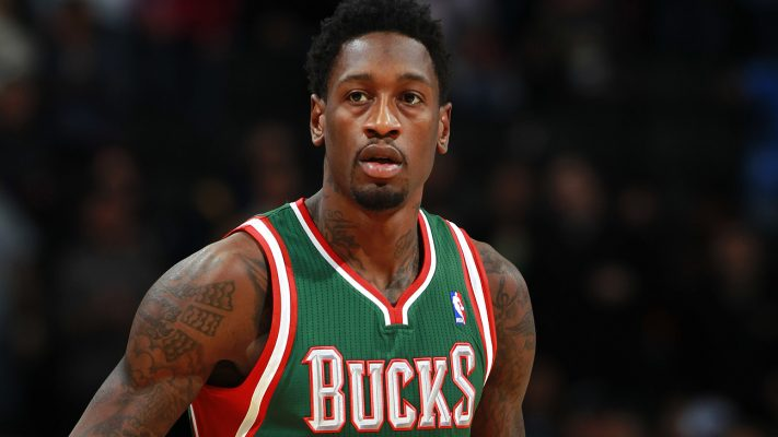 Larry Sanders Milwaukee Bucks