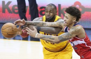 LeBron James vs. Washington Wizards