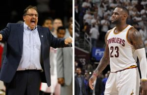 Stan Van Gundy vs. LeBron James