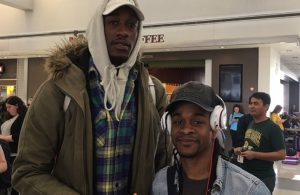 Larry Sanders Takes Photo With Cavs Fan at LAX, Says He's Headed to Cleveland