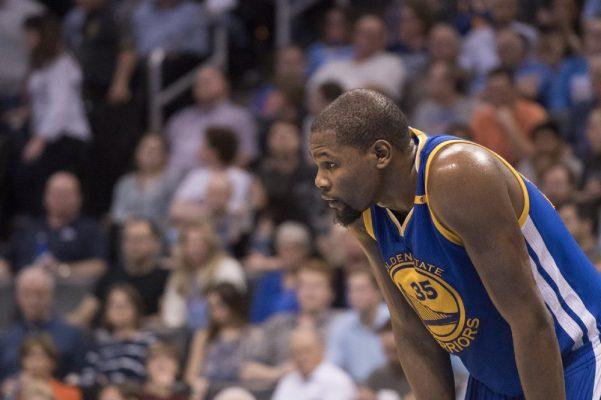 Kevin Durant Warriors