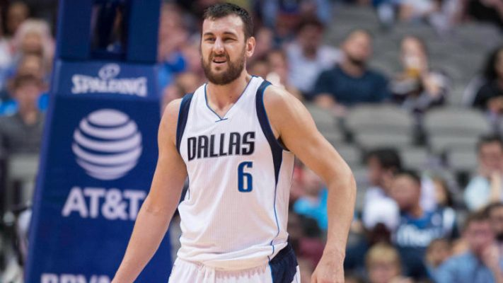 Andrew Bogut Dallas Mavericks