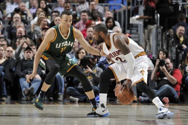 Kyrie Irving vs. Utah Jazz