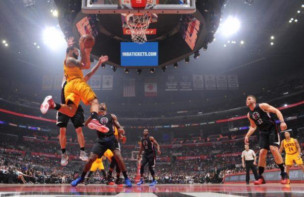 Deron Williams vs. Clippers