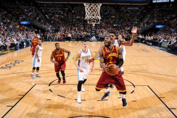 Kyrie Irving vs. Denver Nuggets