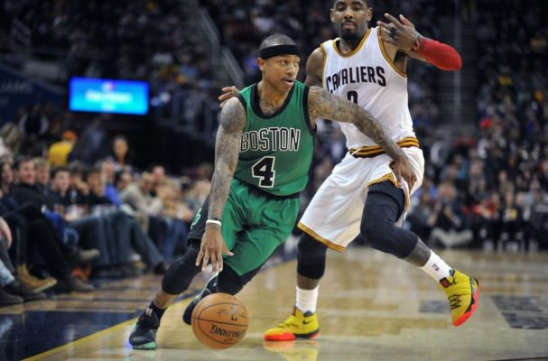 Isaiah Thomas vs. Kyrie Irving