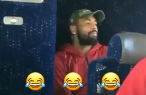 Kyrie's Embarrassed Reaction to LeBron Singing 'Happy Birthday'