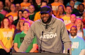 LeBron James to Open Akron I Promise School for Underprivileged Children