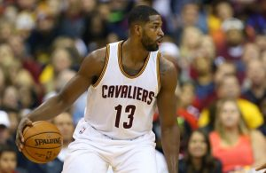 Report: Tristan Thompson (Thumb) to Miss Wednesday's Contest vs. Celtics