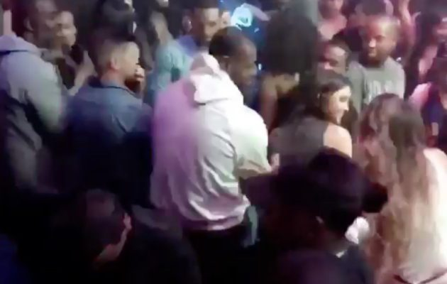 Video: LeBron and Several Other Cavs Players Seen Partying in Miami Night Club Until 3:30 AM