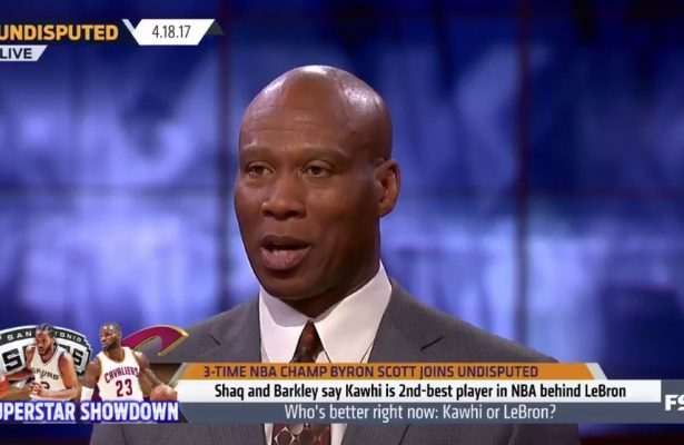 Video: Byron Scott Takes Stand on LeBron's Rank in Today's NBA
