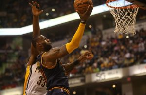 LeBron James vs. Indiana Pacers Game 4