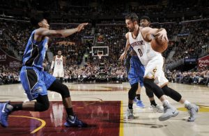 Kevin Love vs. Orlando Magic