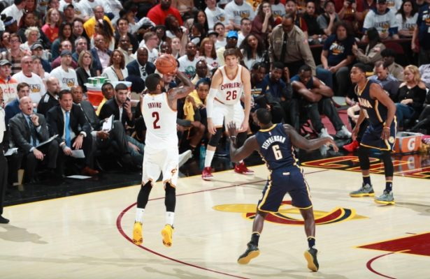 Cleveland Cavaliers vs. Indiana Pacers Game 2 Recap: Big 3 Goes Off in Game 2 Victory