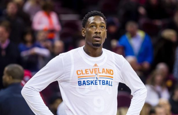 Larry Sanders Cleveland Cavaliers