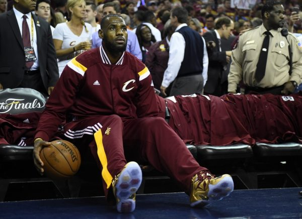 LeBron James Says His Body Feels Worse When He's Resting