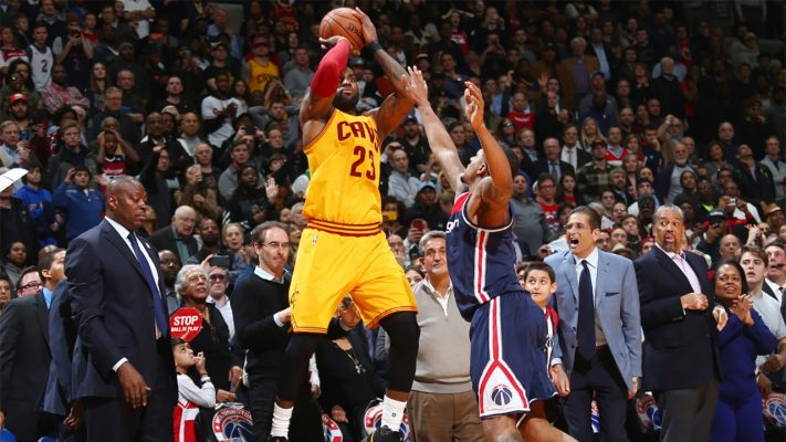 Significant Stat Shows LeBron James Has Been the Most Clutch Player This Season