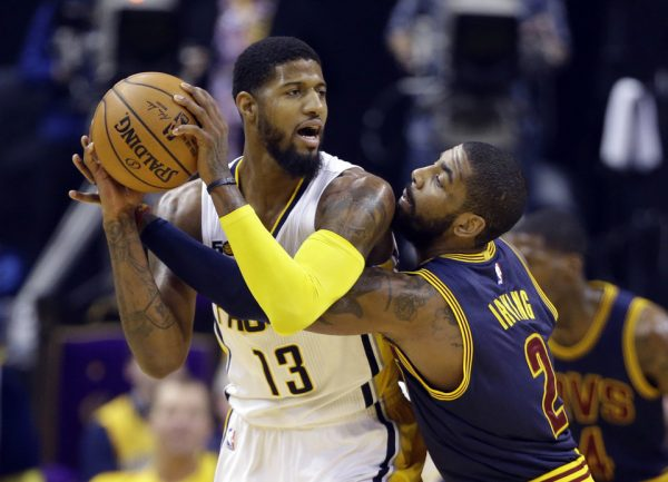 Kyrie Irving Reveals Why His Defense Will Be Better in Playoffs
