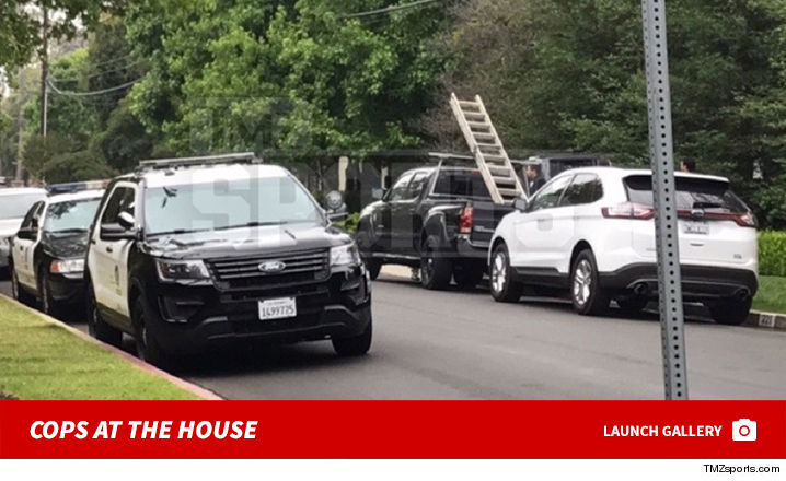 LeBron James House TMZ