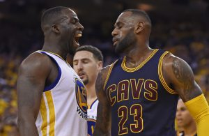 Draymond Green Complains About Cavs' Lack of Competition