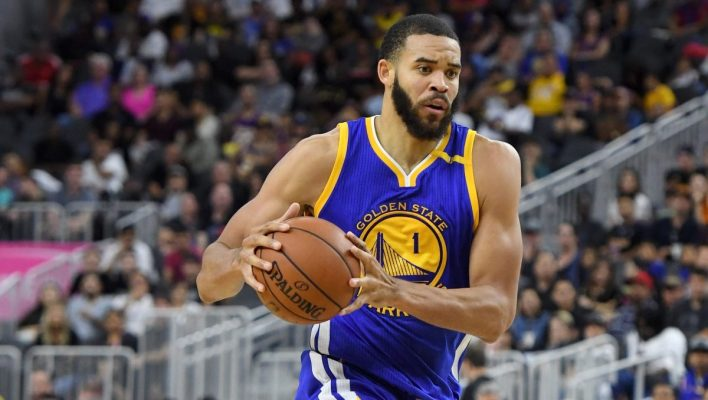 JaVale McGee Golden State Warriors