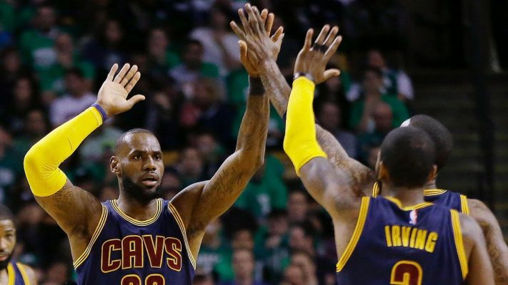 NewsAlert: Cavaliers beat Celtics; advance to NBA Finals against Warriors