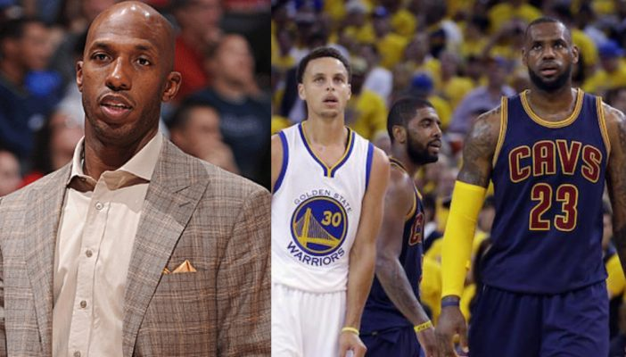 Chauncey Billups Gives Surprising Prediction for This Year's NBA Finals