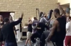 Video: Cleveland Cavaliers Staying Loose While Getting Back to Work