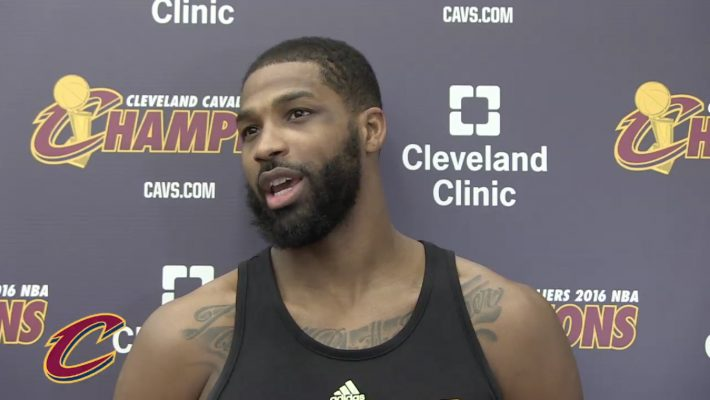 Tristan Thompson Explains Incredible Scientific Approach Behind His Offensive Rebounding