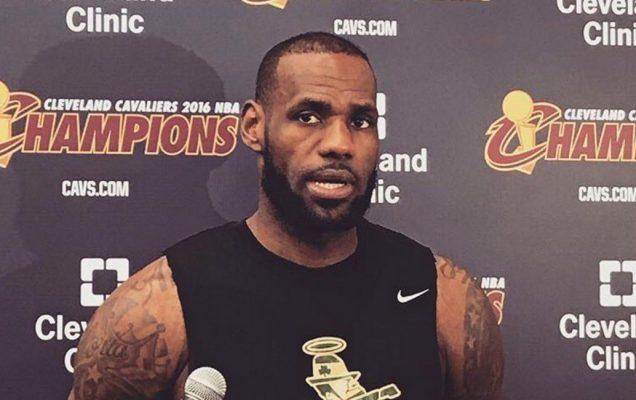 LeBron James Subtly Trolls Celtics With Wardrobe Selection