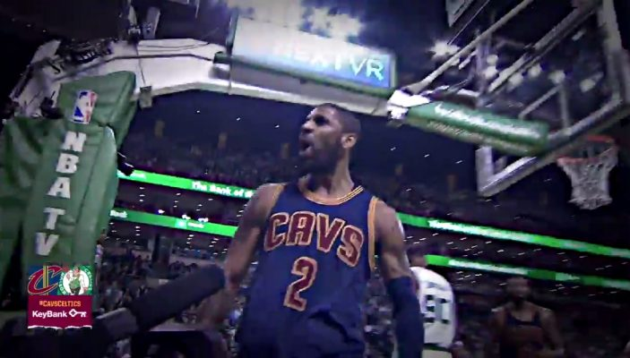Video: Cleveland Cavaliers Release Hype Video Before Game 1 vs. Boston Celtics