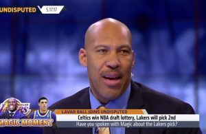 LaVar Ball Claps Back at Kyrie's Comments About Lonzo