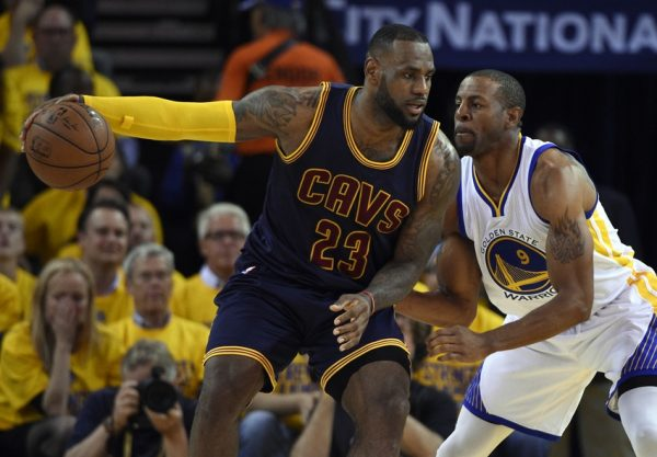 LeBron James Says He Feels 'Very Good' About Chances vs. Warriors
