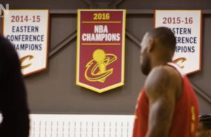 New Hype Video Shows Cleveland Cavaliers Are Ready for War