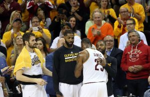 LeBron James Did Something in Game 2 That Hasn't Been Done Since 1984