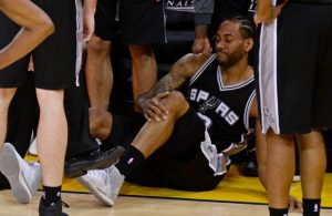 Report: San Antonio Spurs Reveal MRI Results for Kawhi Leonard's Injury