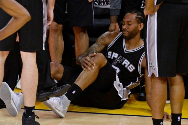 Report: San Antonio Spurs Reveal MRI Results for Kawhi Leonard's Injury